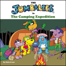 Camping expedition - Funny story for kids