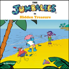Hidden Treasure - Funny story for kids